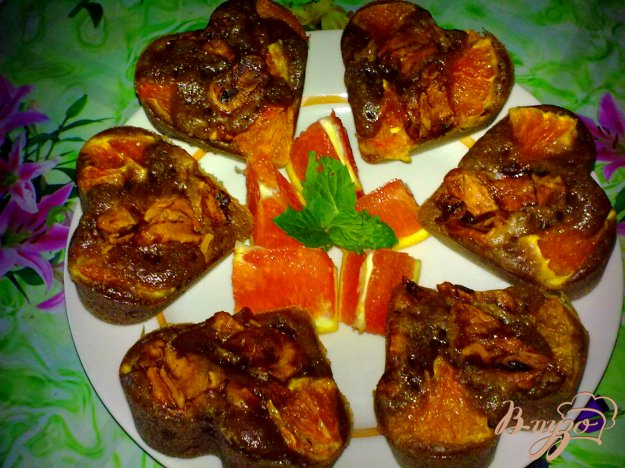Рецепт Кексы с дыней