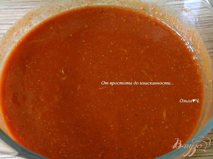 Фото приготовление рецепта: Баклажаны в томатном соусе (в мультиварке) шаг №1