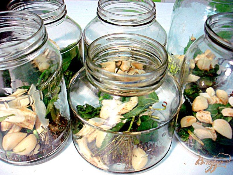 Фото приготовление рецепта: Огурцы солёные шаг №3