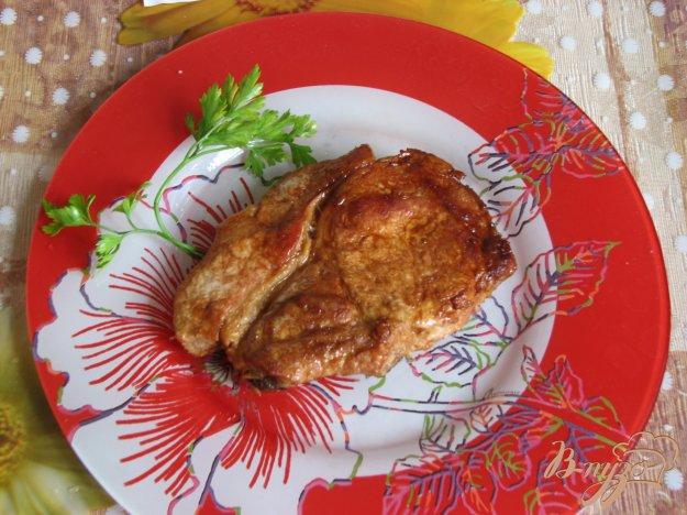 Рецепт Жареный стейк