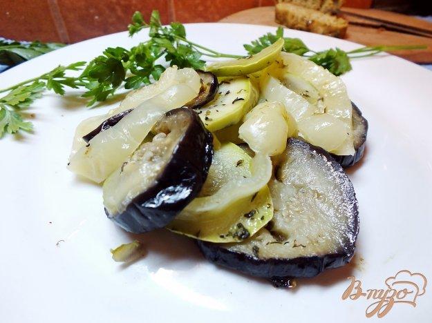 Рецепт Слоеная овощная запеканка