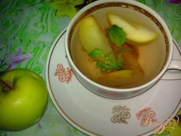 Рецепт Компот из яблок, облепихи, слив