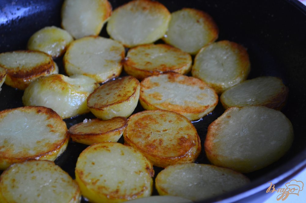 Фото приготовление рецепта: Овощной салат  с хрустящим беконом шаг №2