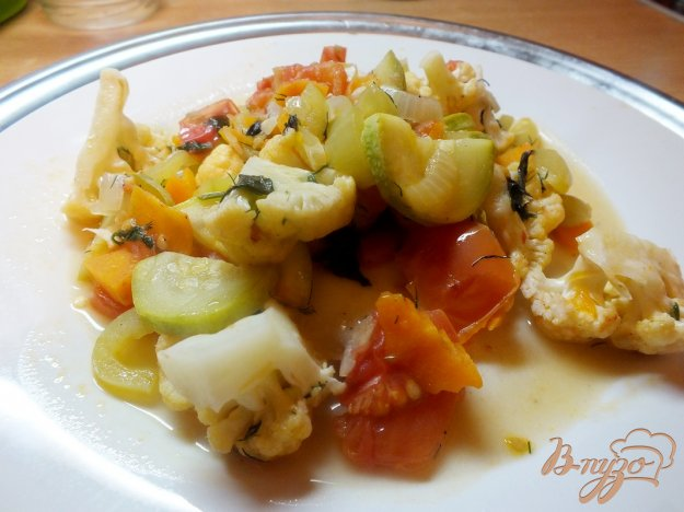 Рецепт Рагу с цветной капустой