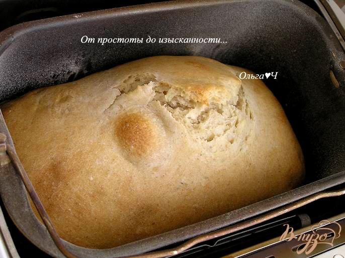 Фото приготовление рецепта: Сладкий дынный хлеб шаг №5