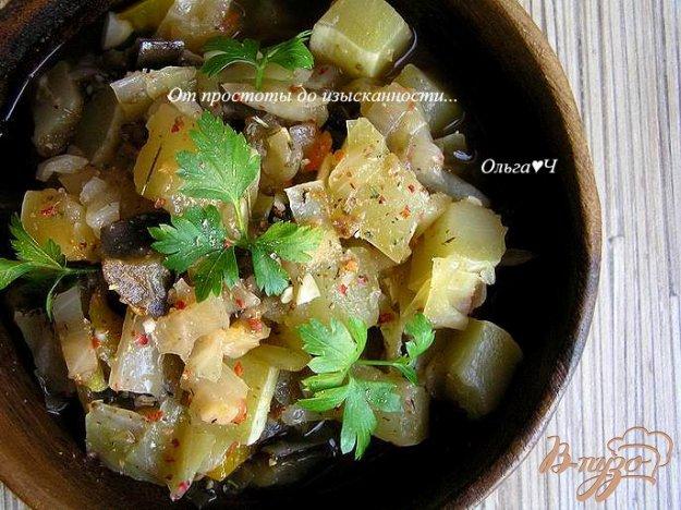 фото рецепта: Овощное рагу (в мультиварке)