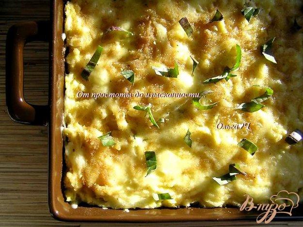 Рецепт Пармантье с курицей и базиликом