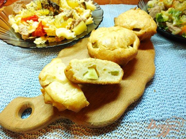 Рецепт Кексы с кабачками