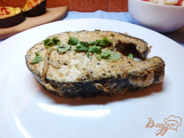 Рецепт Рыба масляная в специях и оливковом масле