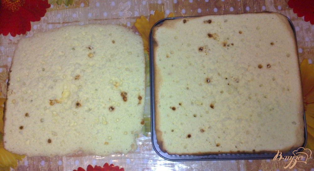 Фото приготовление рецепта: Пирог  к чаю шаг №5