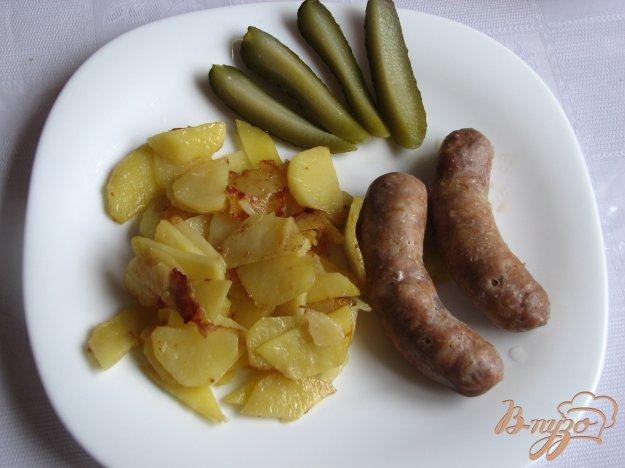 фото рецепта: Колбаски на пару в мультиварке.