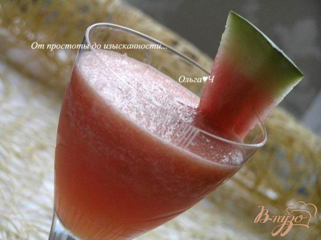 фото рецепта: Арбузно-ананасовый коктейль