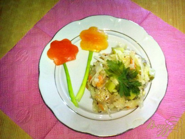 Салат под водочку с маслом