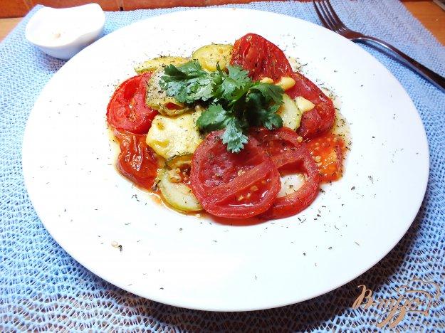 Рецепт Хек запеченный с овощами