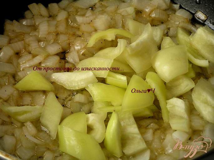 Фото приготовление рецепта: Фрикасе из курицы по-креольски шаг №2