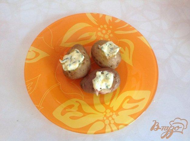 Рецепт картофель на гарнир