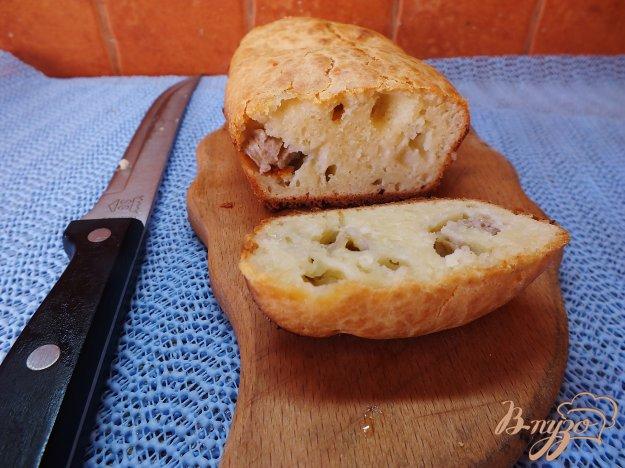 фото рецепта: Мягкий хлеб с бананом