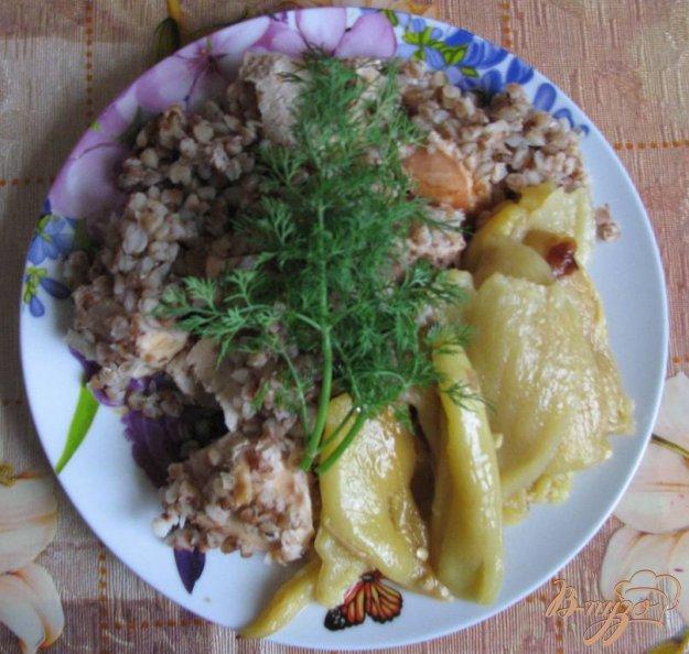 Рецепт Гречка томленная с мясом