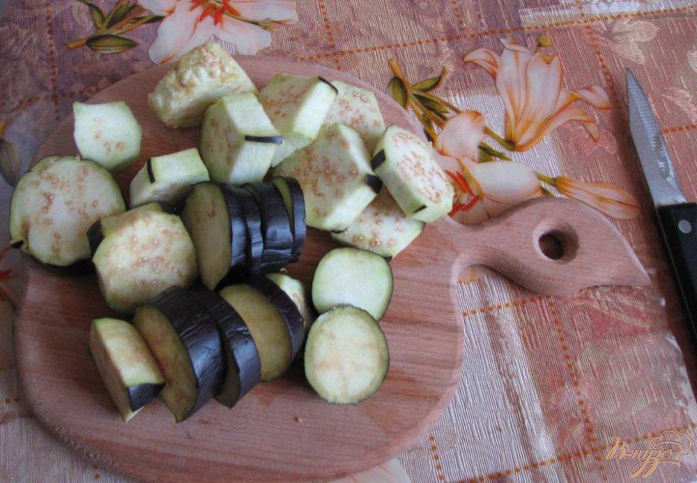 Фото приготовление рецепта: Картофель с овощами, тушеный по-домашнему шаг №2
