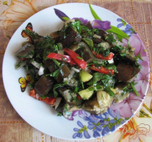 Рецепт Закусочные осенние баклажаны