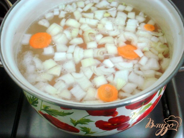 Суп из карасей