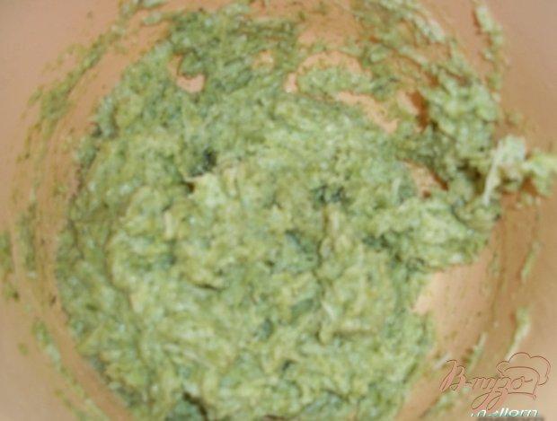 Суфле «Зеленая нежность»
