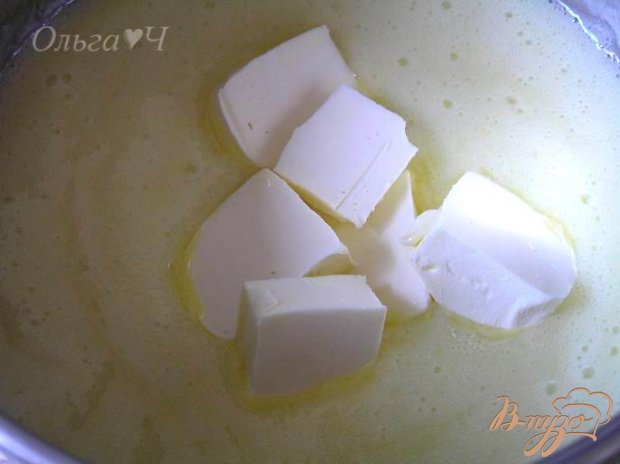 Итальянское лимонное мороженое с рисом