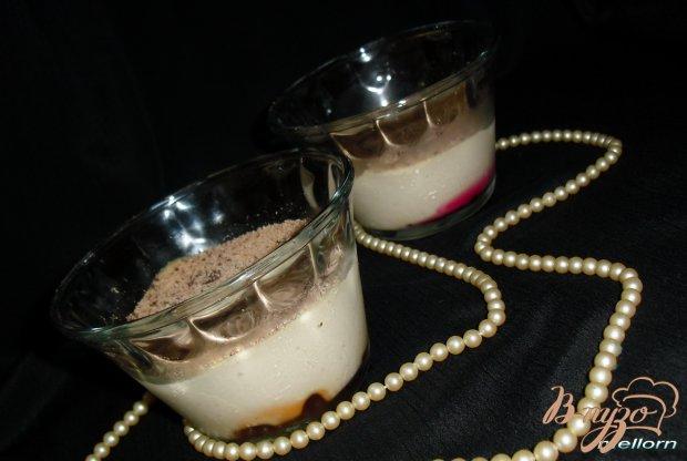 Десерт «Прикосновение нежности»