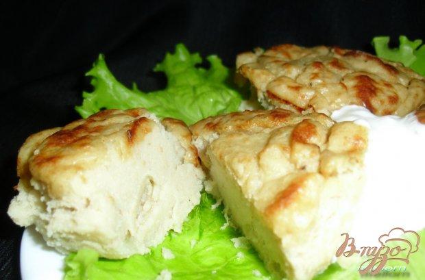 Суфле из печени трески