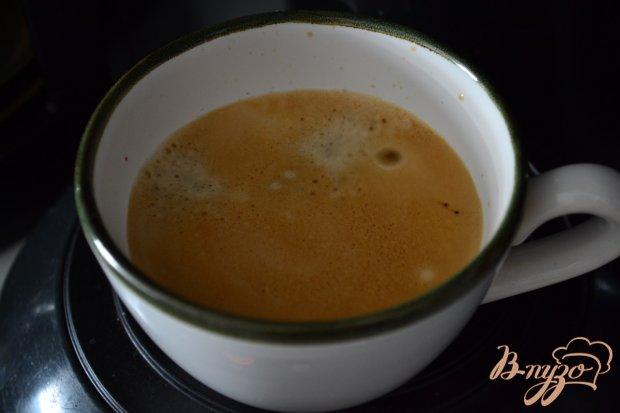 Кофейно-ежевичный напиток с киршем