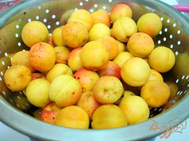 Джем из абрикосов с желефиксом