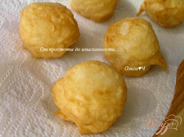 "Рисовые шарики ""Темпура"""