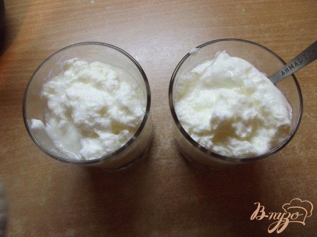 Десерт из домашнего йогурта без йогуртницы