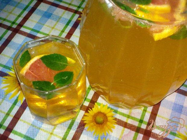 Лимонад грейпфрутовый