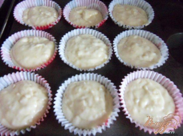 Кексы на сливках с лимоном