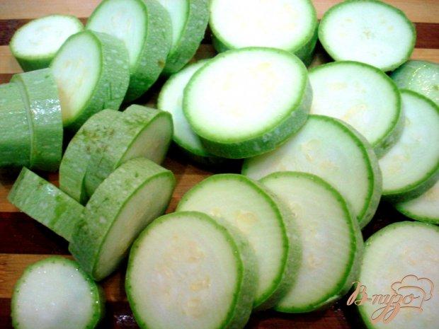 Барабулька с овощами