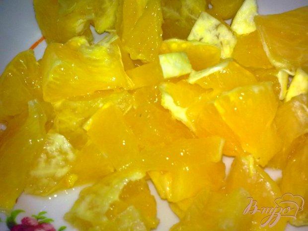 Компот фруктовый с имбирем