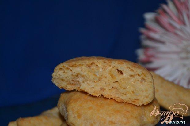 Печенье на белом вине с сыром