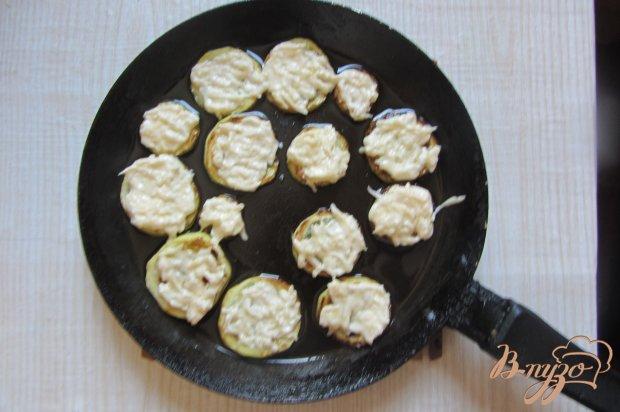 Кабачки под сырной шубкой с чесноком