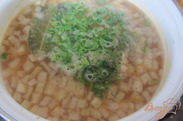 Гороховый суп с индейки без зажарки
