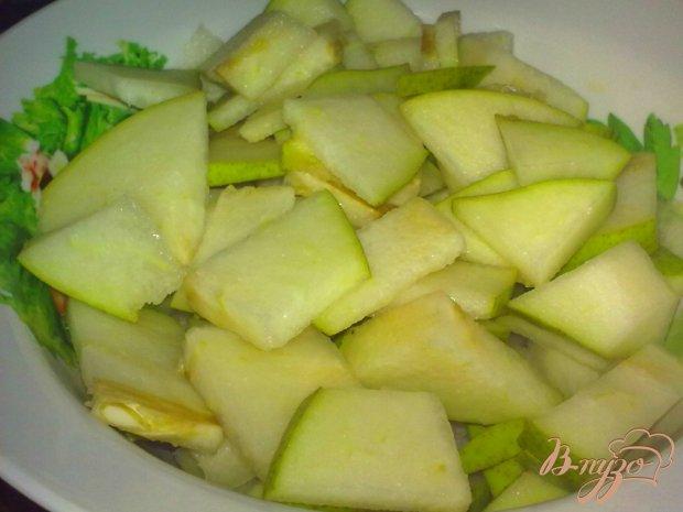 Компот из груш с лимоном и пряностями