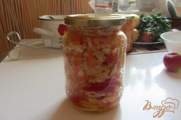Салат консервированый осенний