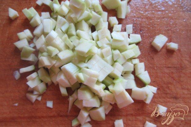 Кабачковый суп на индейки без зажарки