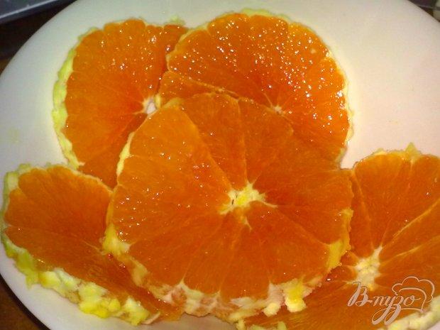 Куриное филе с апельсином