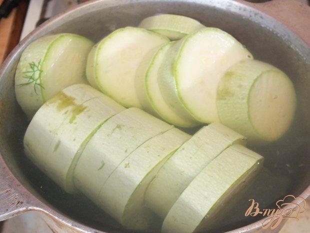 Консервированный кабачок в сладком маринаде