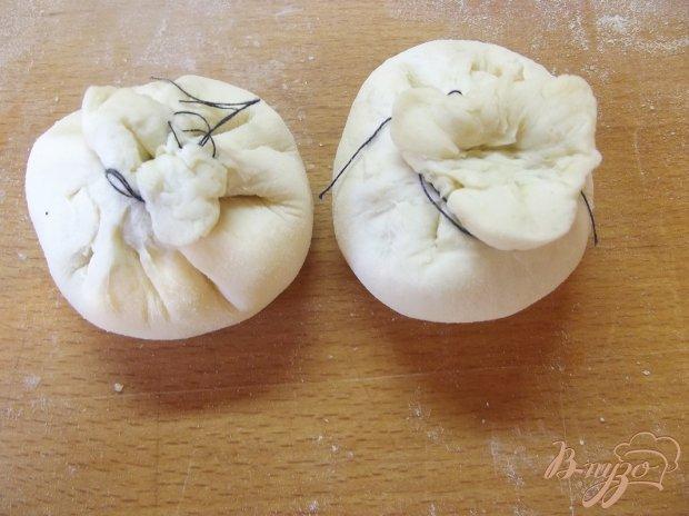 Витушки с курагой и грецким орехом из слоеного теста