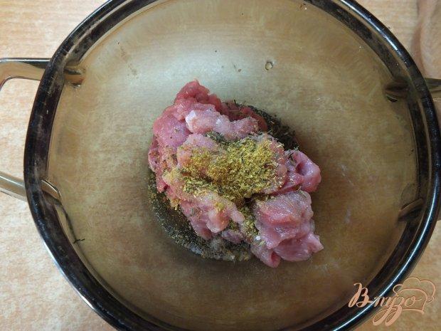 Зразы из кабачка мясные