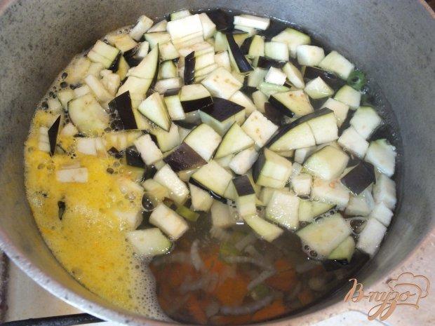 Суп диетический со спаржевой фасолью