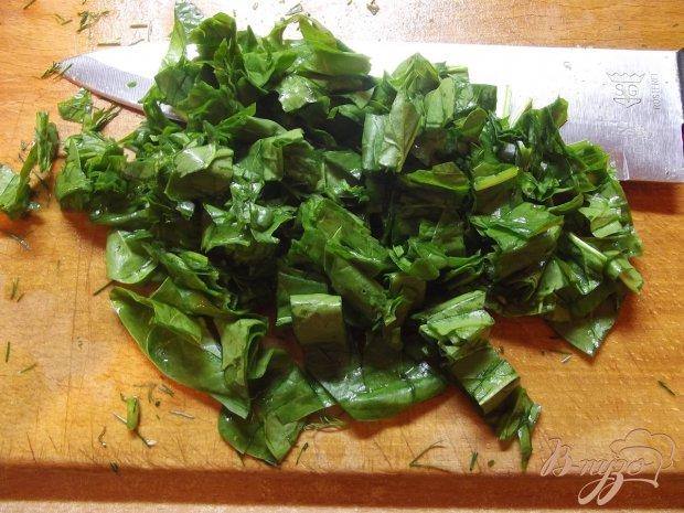 Огуречно-капустный салат со шпинатом