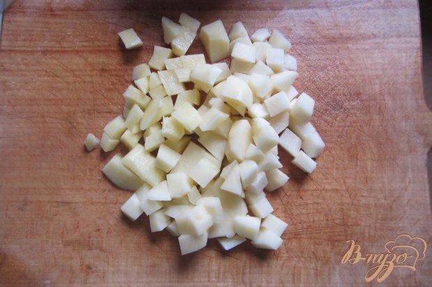 Макронный суп с помидорами на индейки без зажарки